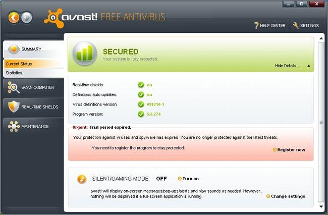 تحميل avast pro antivirus مجانا