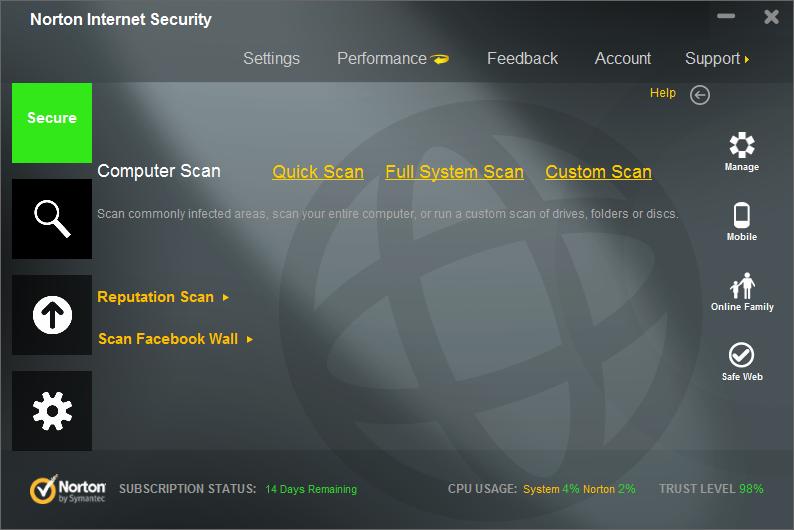 تحميل norton internet security