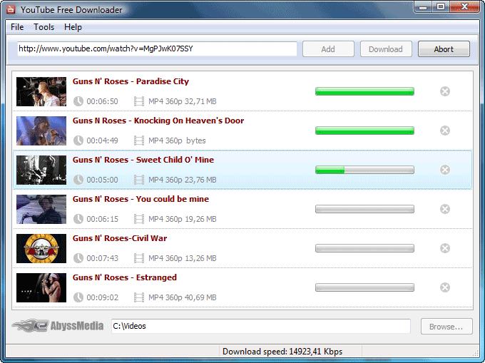 تحميل برنامج free youtube to mp3 converter